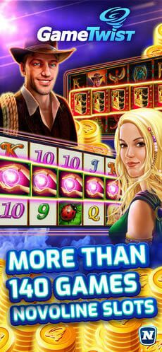 GameTwist Casino Slots & Poker dans l'App Store Ipod Touch, Poker, Test Card, Online Casino, Slot, Hack Tool, App Store, Android, Free