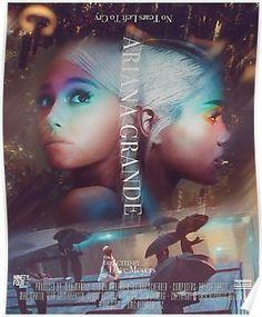 Ariana Grande - no tears left to cry Ariana Grande Poster, Ariana Grande Album, Ariana Grande Cute, Ariana Grande Photoshoot, Ariana Grande Wallpaper, Ariana Grande Pictures, Cat Valentine, Canciones Ariana Grande, Grandes Photos