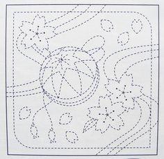 Beginner's Guide to Sashiko Japanese Embroidery