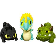 DreamWorks Dragons: How to Train Your Dragon 2 Squirt and Float Dragons