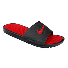 Re-charge your feet with BENASSI SOL SOF by NIKE for men.