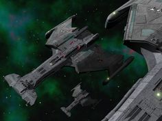 Klingon Science Fleet Doing Science by Paul-Lloyd on DeviantArt