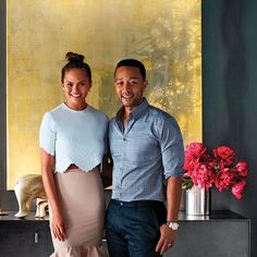 John Legend and Chrissy Teigen's New York Home Isn't What You'd Expect