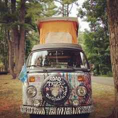 hippie car | Tumblr