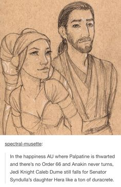 I haven't even seen a full episode of Rebels and I need this. FANFICTION