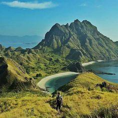 Padar Island, Flores East Nusatenggara