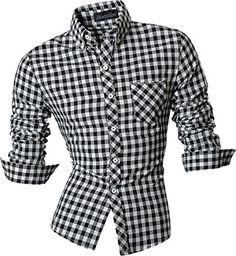 Compre Blusa De Manga Larga De Los Hombres Vestido Casual Moda Hawaiana Camisa Para Hombre Ropa Slim Fit Hombres Camisa Negro Azul Recién Llegado A