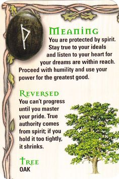 Your Daily Rune for Monday, August 8th is Thurisaz – Witches Of The Craft®