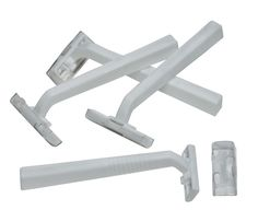 medline disposable razors Case of 10