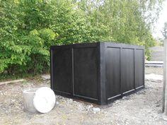Szamba betonowe Pułtusk Outdoor Furniture, Outdoor Decor, Outdoor Storage, Transport, Home Decor, Decoration Home, Room Decor, Home Interior Design, Backyard Furniture