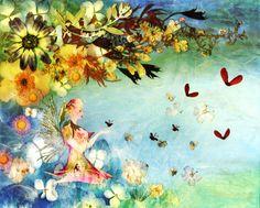 Butterfly Angel - Shelley Xie