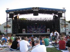 Theater in the Park @ Shawnee Mission Park. Fun for the entire family!