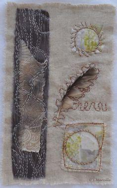 Linda Marcille ~ Art on Cloth