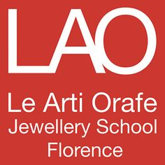 Florence Jewellery Week 2015 -  LAO (Le Arti Orafe Contemporary Jewellery School) has organized contemporary jewelry exhibitions of international well known artists, lectures regarding different approaches to jewelry and new technologies for goldsmiths and artists, master craftsmen's live demonstrations, workshops and a meeting with friends and Lao's former students to celebrate Lao's 30th anniversary.