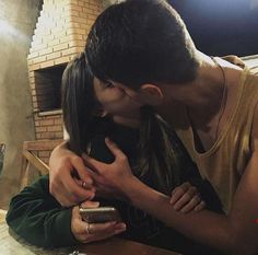 Discovered by Find images and videos about love, couple and kiss on We Heart It - the app to get lost in what you love. Photo Couple, Love Couple, Couple Goals, Relationship Goals Pictures, Cute Relationships, Boyfriend Goals, Future Boyfriend, Boyfriend Girlfriend, Cute Couple Pictures