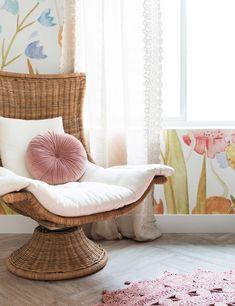 Akila Swivel Chair - Rattan and Cane Furniture - Trends - Furniture Cane Furniture, Unique Furniture, Bespoke Furniture, Pool Furniture, Victorian Furniture, Rattan Furniture, Furniture Ideas, Décor Boho, Bohemian Living