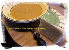 Il blog di Kiralo': Torta salata e girelle alla zucca con Pecorino Sar...