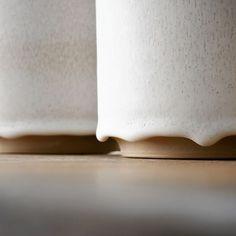 drip. Handmade Danish ceramics from Tortus Copenhagen.