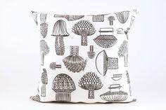 mushroom-cushion