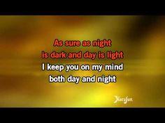 Karaoke I Walk the Line - Johnny Cash *