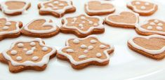 Gingerbread Cookies, Food And Drink, Baking, Drinks, Desserts, Baking Soda, Bread Making, Tailgate Desserts, Ginger Cookies