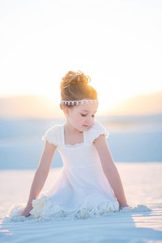 Georgia's White Sands Bohemian Photo Shoot | Tony Gambino Photography | Beauty and Lifestyle Mommy