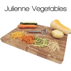 No fancy food slicer is needed to julienne your vegetables! Precision Kitchenware Stainless Steel Dual Julienne & Vegetable Peeler does double duty to peel and julienne potatoes, carrots and more. Yoshi, Must Have Kitchen Gadgets, Fish And Chicken, Beautiful Soup, Cooking Tools, Brush Cleaner, Eating Habits, Vegetable Recipes, Games