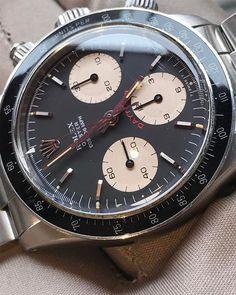 REPOST!!!  #Rolex #Daytona #Cosmograph  #paulnewman reference 6263. Courtesy of @john_p82. Thank you!#classic #chronograph #style #classicwatches #luxury #chronograph #watches #timepiece #wristwatch #milionaresclub #watchfam #wristcandy #dailywatch #r