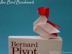 Ilse Bird Bookmark - Barth Dunkan (diagram).
