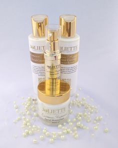 Joliette Caribbean Radiance facial products