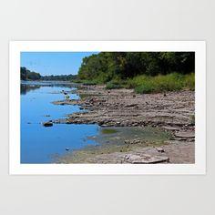 maumee, river, providence, dam, grand rapids, ohio, water, nature, bedrock