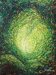 "Eduardo Rodriguez Calzado's ""Into the Unknown"""