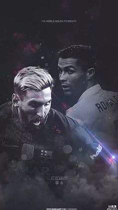 who do you think is better Messi or Ronaldo. I think they are both great players but to me Messi is better. Foto Cristiano Ronaldo, Messi Vs Ronaldo, Cr7 Photos, Messi Photos, Lionel Messi Wallpapers, Cristiano Ronaldo Wallpapers, Leonel Messi, Team Wallpaper, Messi Soccer
