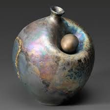 Image result for images of naked raku pottery