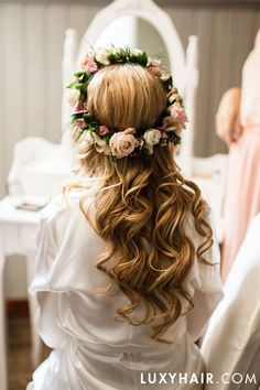 5 Reasons to Wear Hair Extensions on your Wedding Day: The wedding season can be a stressful time for any bride, Luxy Hair can help with a small aspect of it, your hair. On Your Wedding Day, Wedding Season, Bride Hairstyles, Cool Hairstyles, Wedding Hair Inspiration, Ageless Beauty, Photo Makeup, Hair Blog, Bad Hair Day