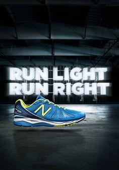Run Light, Run Right / Smarter by Design by danklife , via Behance
