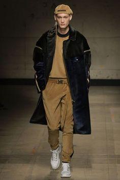 Astrid Andersen Autumn/Winter 2017 Menswear Collection | British Vogue