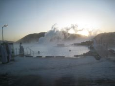 Picture of the Blue Lagoon