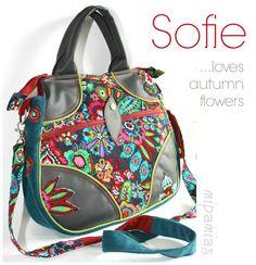 """Tasche """"Sofie"""" - allerlieblichst"""