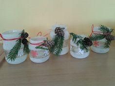 vánoční svícínky