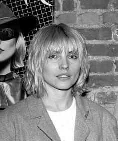 "Deborah ""Debbie"" Harry. Debbie Harry Hair, Blondie Debbie Harry, Chris Stein, Blonde Moments, Jim Morrison, Art Graphique, Famous Women, Blondies, Hair Inspo"