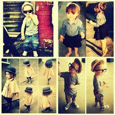 little fashion child