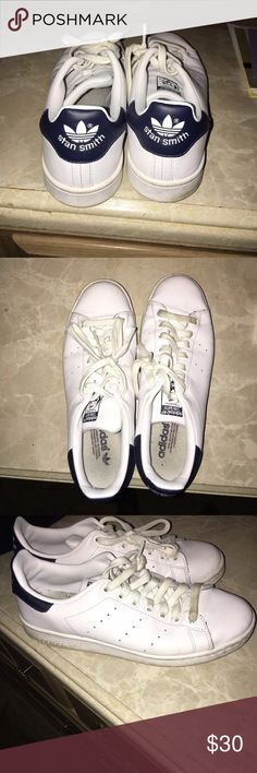 huge discount f0eb1 dfe76 Adidas Stan smith sneakers These are original, worn lots of times for work,  smoke