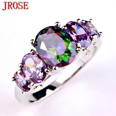 http://gemdivine.com/jrose-women-fashion-mysterious-created-amethyst-rainbow-cz-silver-plated-ring-size-6789-10-11-12-13-engagement-jewelry-wholesale/