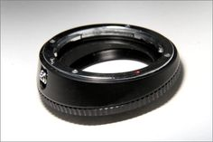 Macro Tilt Adapter - Looks like fun!