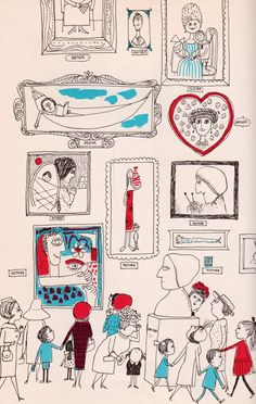 Mother's Day by Mary Kay Phelan, illustrated by Aliki (1965).