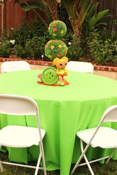 LalaLoopsy Birthday Party Ideas | Photo 9 of 18 | Catch My Party