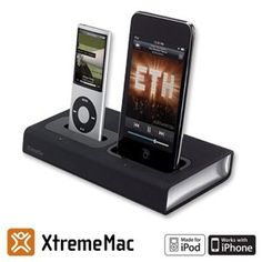 #XtremeMac #IPU-ID2-11 InCharge Duo for #iPhone/iPod/iPad   really love it!   http://amzn.to/I7RKUU