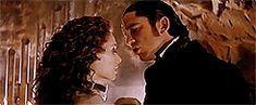 the phantom of the opera movie gif | Help me make the music of the night - ALW's…