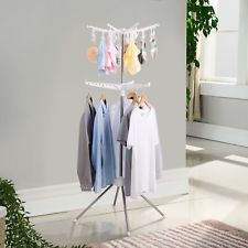Lifewit Collapsible Clothes Drying Rack 2-Tier Clothes Dryer Laundry Hangers